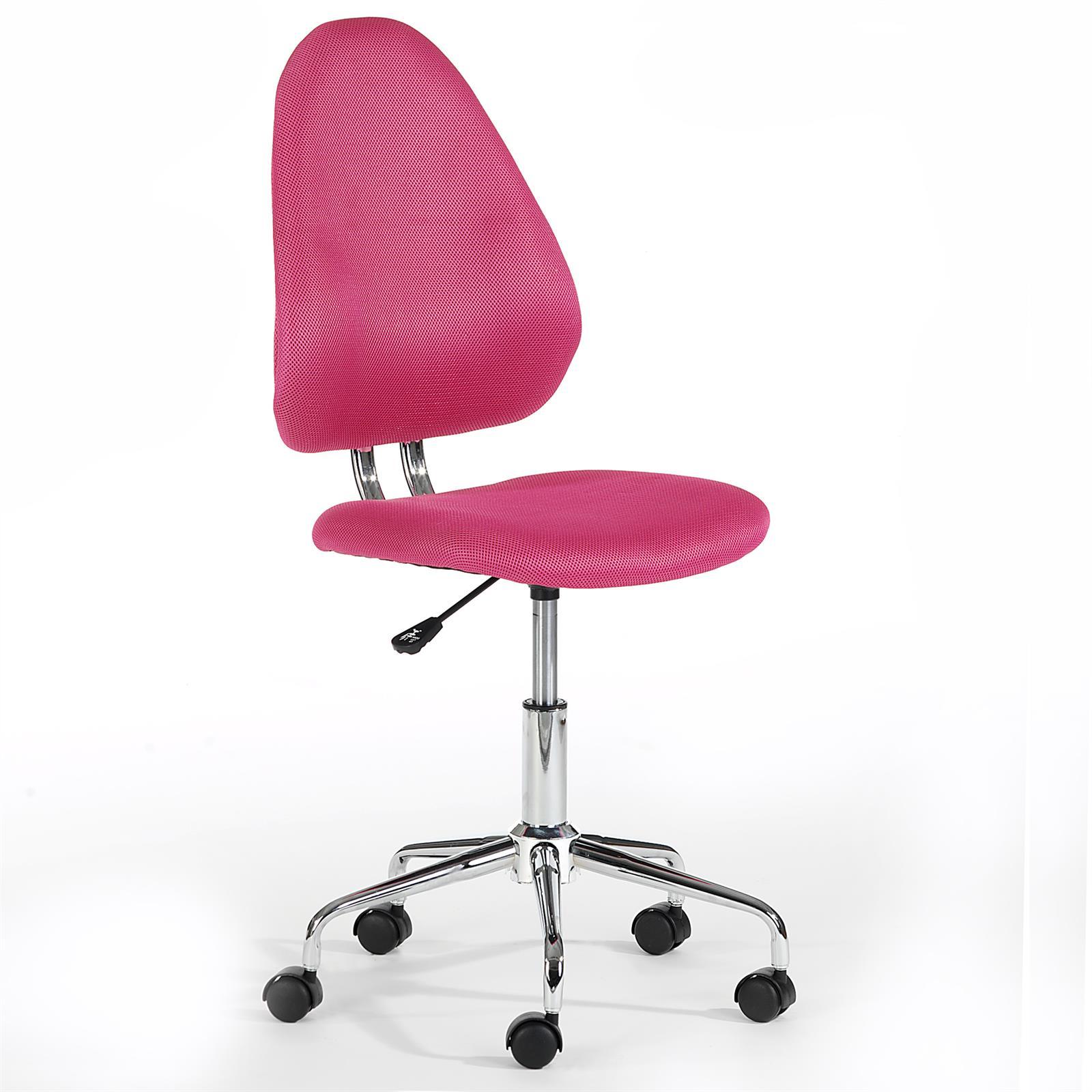 fauteuil chaise de bureau enfant hauteur r glable tissu 5 coloris disponibles ebay. Black Bedroom Furniture Sets. Home Design Ideas