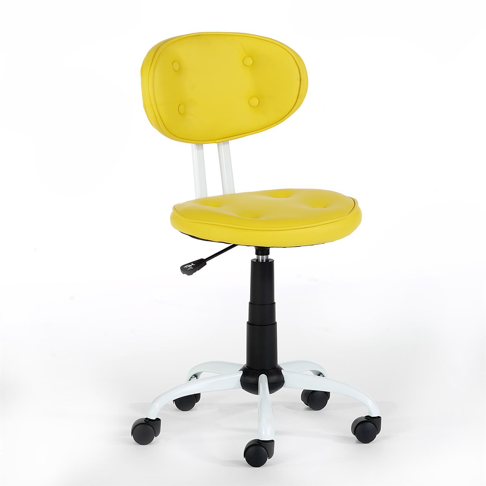 fauteuil chaise de bureau enfant hauteur r glable 3 coloris ebay. Black Bedroom Furniture Sets. Home Design Ideas