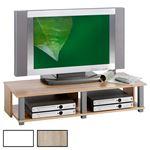 Meuble TV GERO, 2 niches, 2 coloris disponibles
