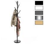 Porte-manteaux ZENO, en métal laqué