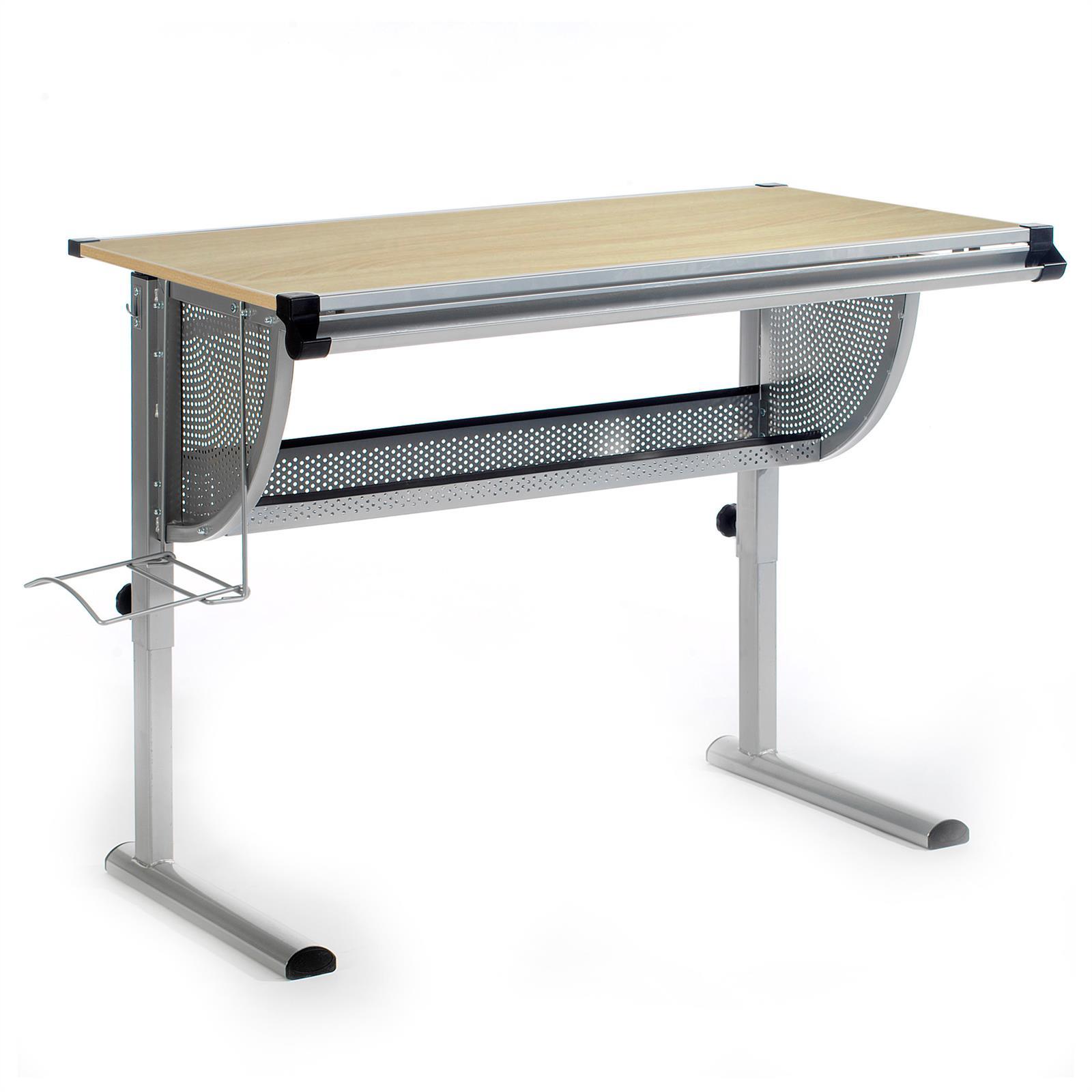 bureau enfant mario r glable en hauteur et plateau inclinable mobil meubles. Black Bedroom Furniture Sets. Home Design Ideas