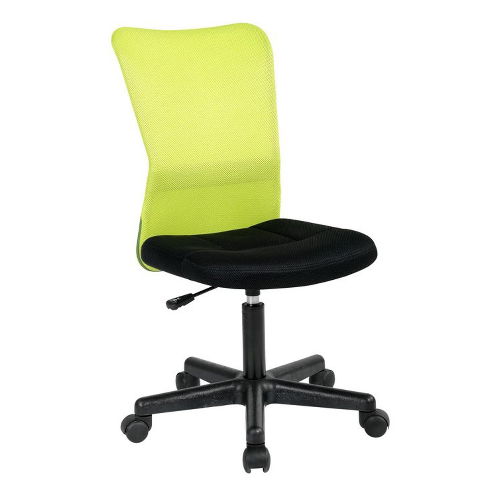 Fauteuil de bureau pour enfant marcel vert mobil meubles for Fauteuil de bureau enfant