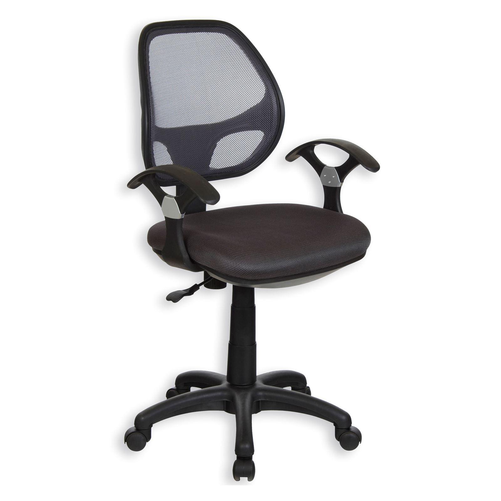 chaise de bureau pour enfant cool gris mobil meubles. Black Bedroom Furniture Sets. Home Design Ideas