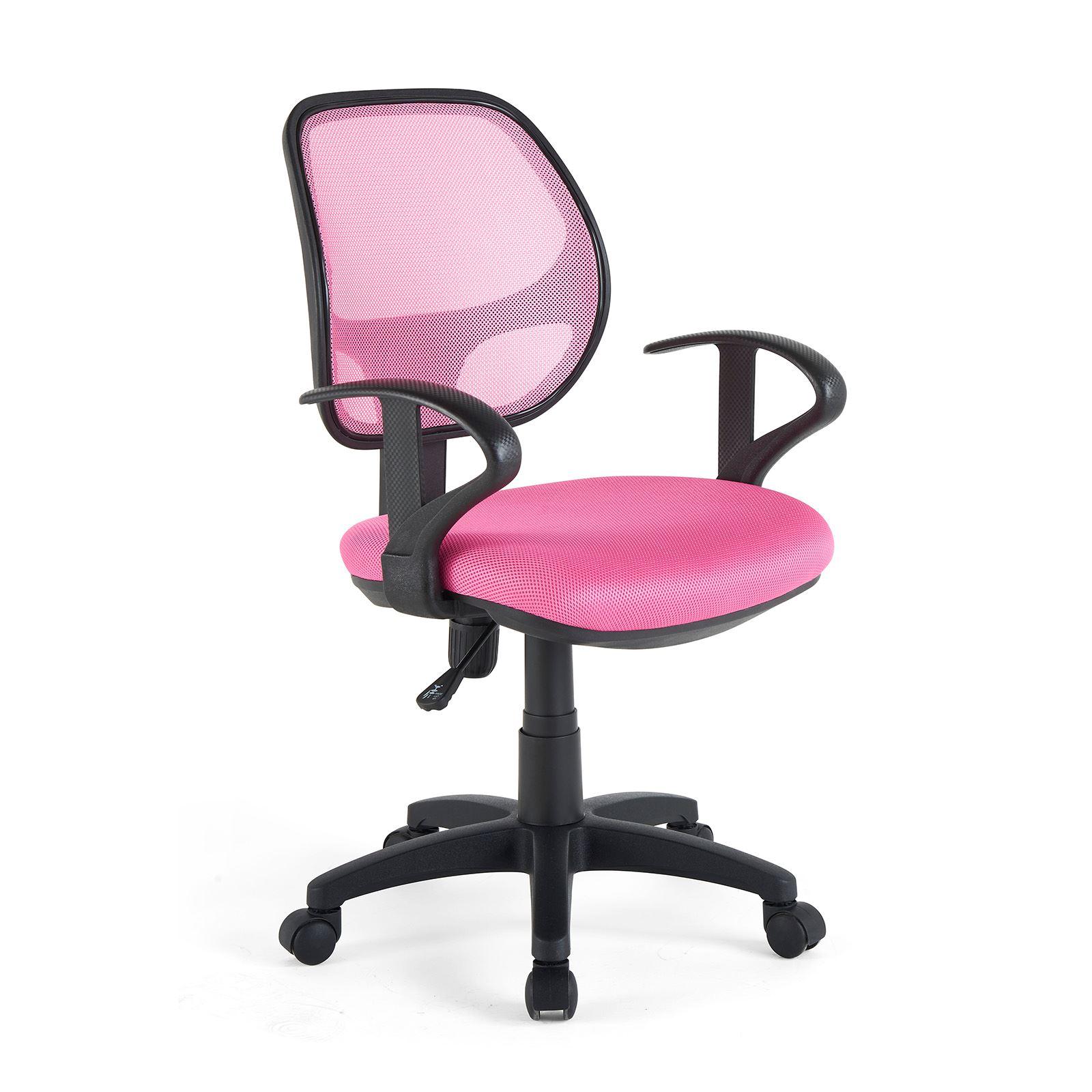 Chaise de bureau pour enfant cool pink mobil meubles - Chaise de bureau pour enfant ...