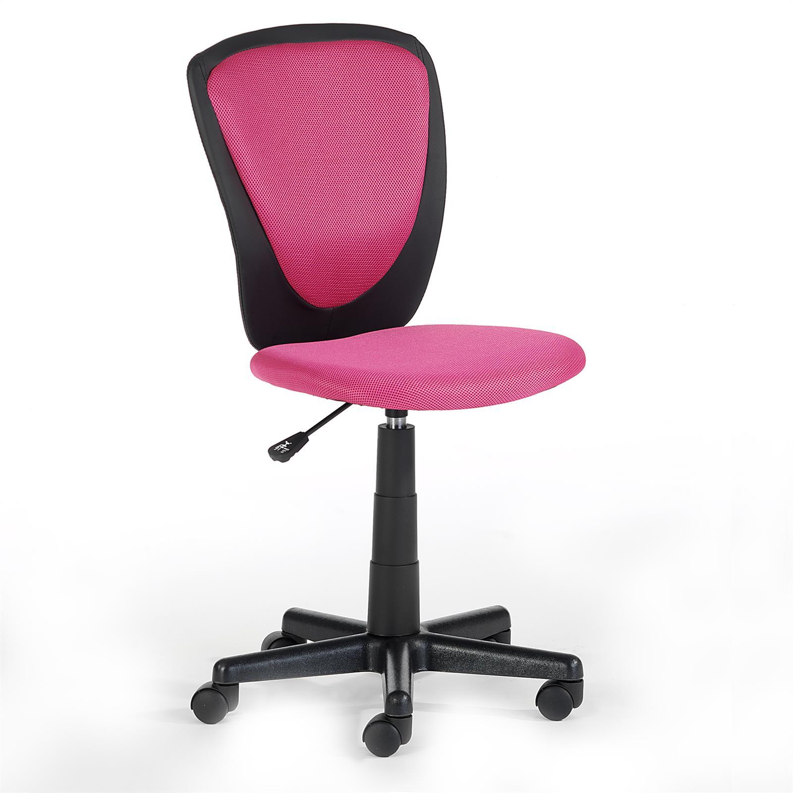 fauteuil de bureau pour enfant heino rose mobil meubles. Black Bedroom Furniture Sets. Home Design Ideas