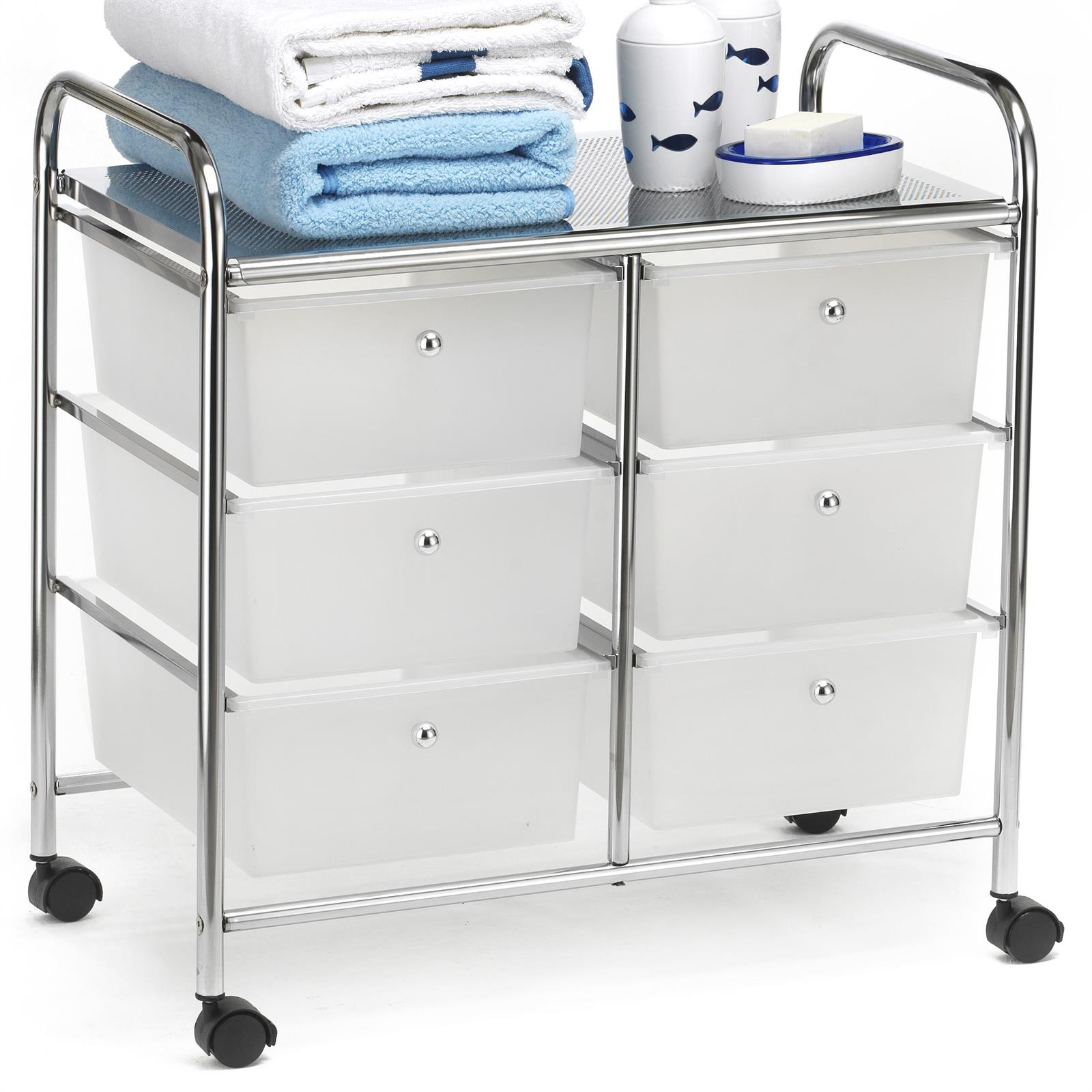 caisson sur roulettes 3 3 tiroirs gina mobil meubles. Black Bedroom Furniture Sets. Home Design Ideas