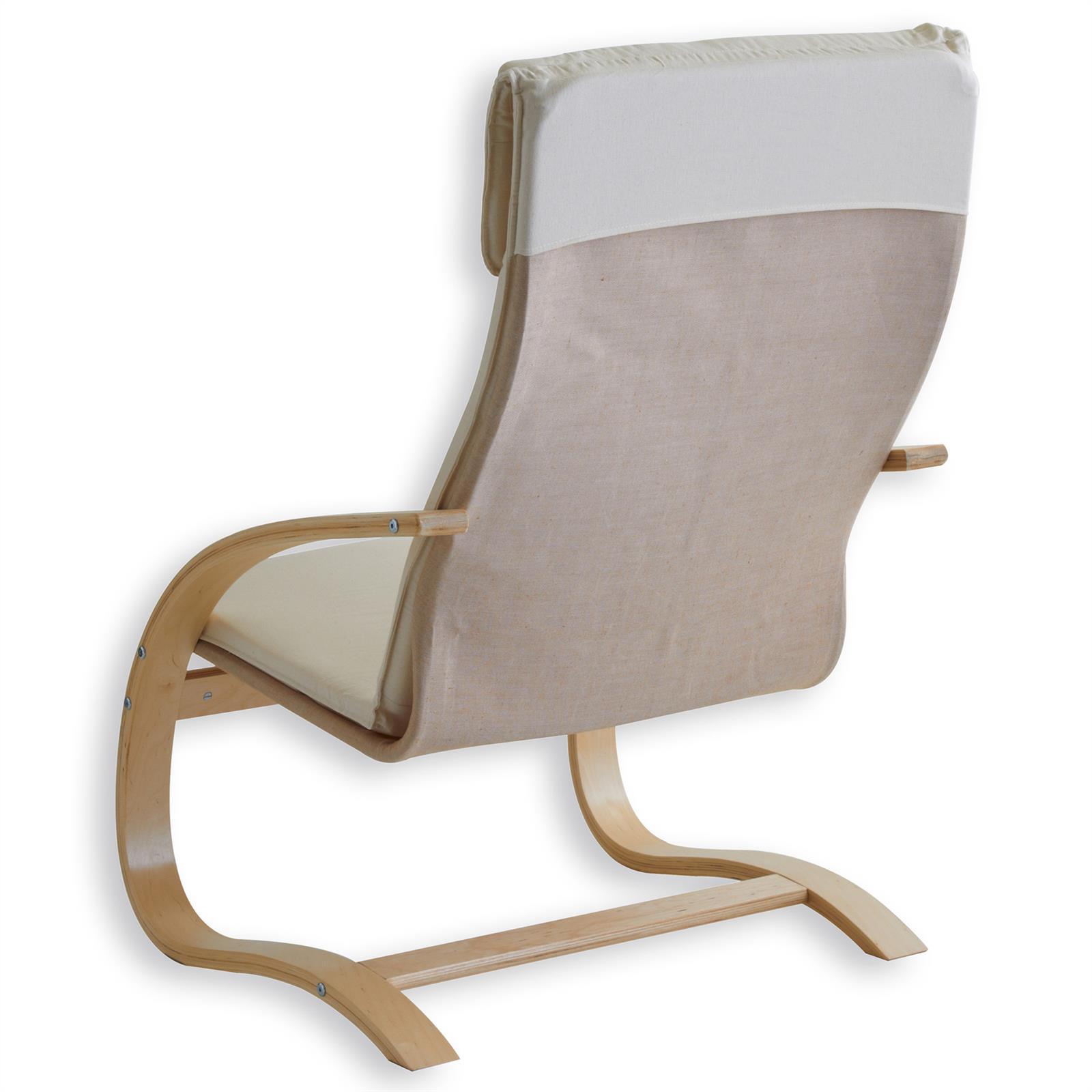Fauteuil de relaxation anna beige mobil meubles - Fauteuil relax beige ...