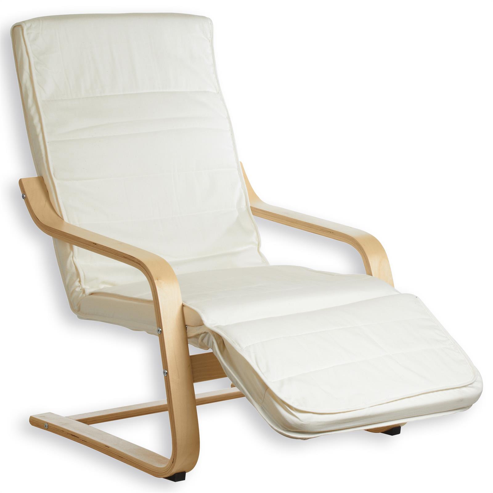 Fauteuil avec repose pieds int gr kessi beige mobil meubles - Fauteuil avec repose pieds ...