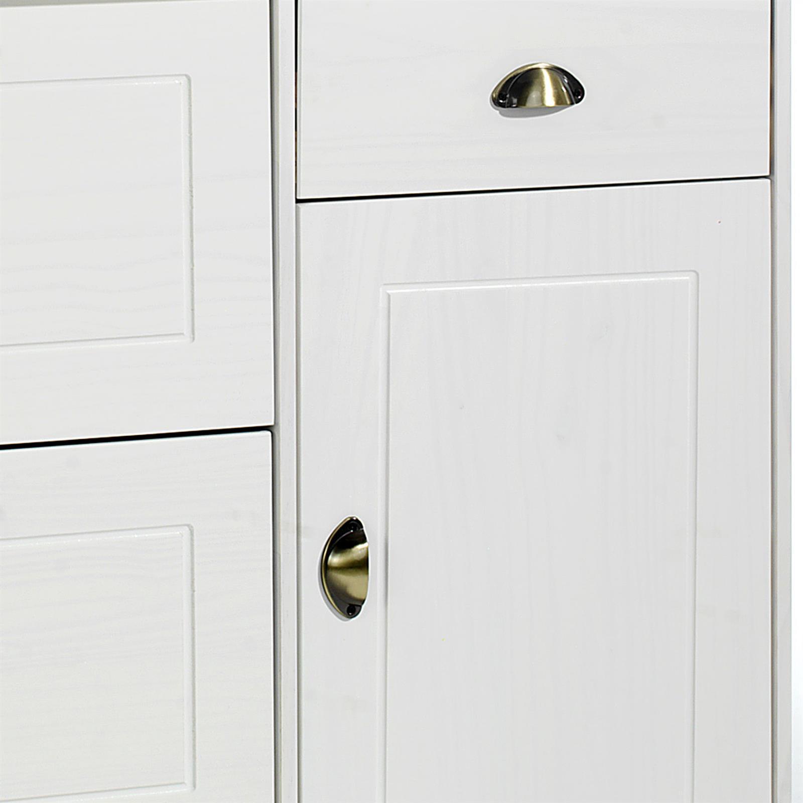 meuble chaussures en pin colmar lasur blanc mobil meubles. Black Bedroom Furniture Sets. Home Design Ideas