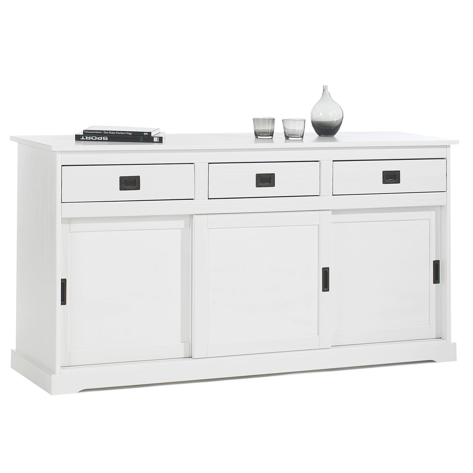 buffet commode vaisselier 3 tiroirs et 3 portes. Black Bedroom Furniture Sets. Home Design Ideas