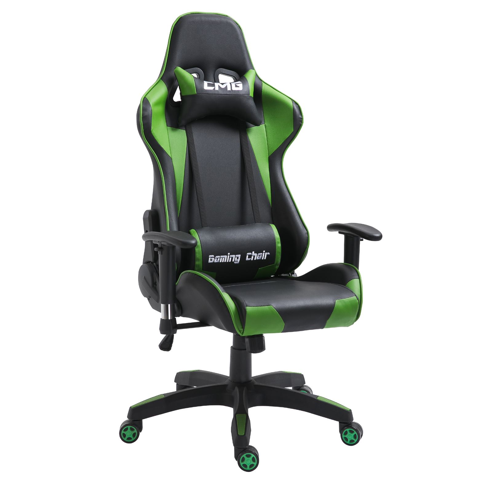 chaise de bureau gaming fauteuil gamer chair si ge style racing racer ebay. Black Bedroom Furniture Sets. Home Design Ideas