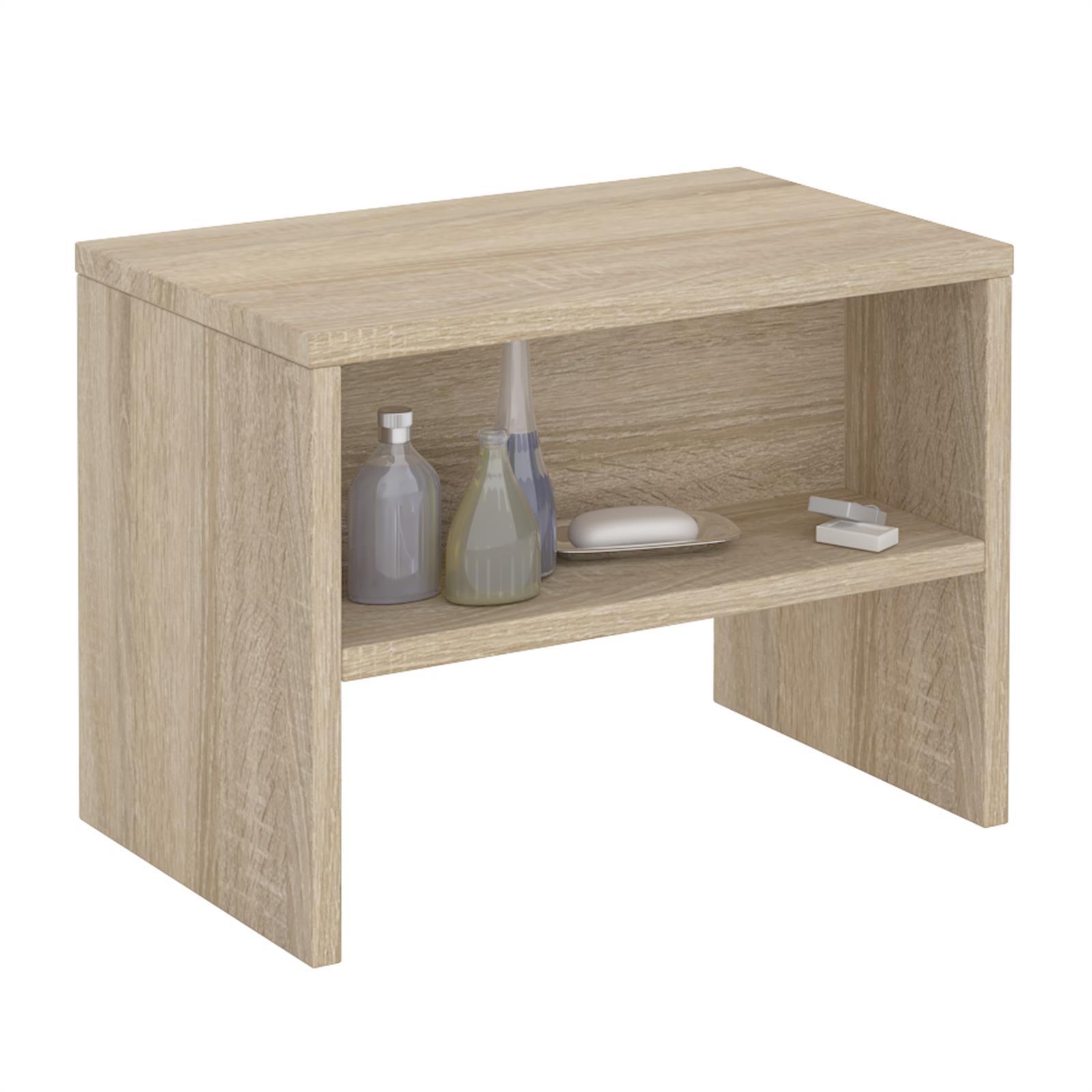 Table-de-chevet-table-de-nuit-casier-melamine-avec-1-niche