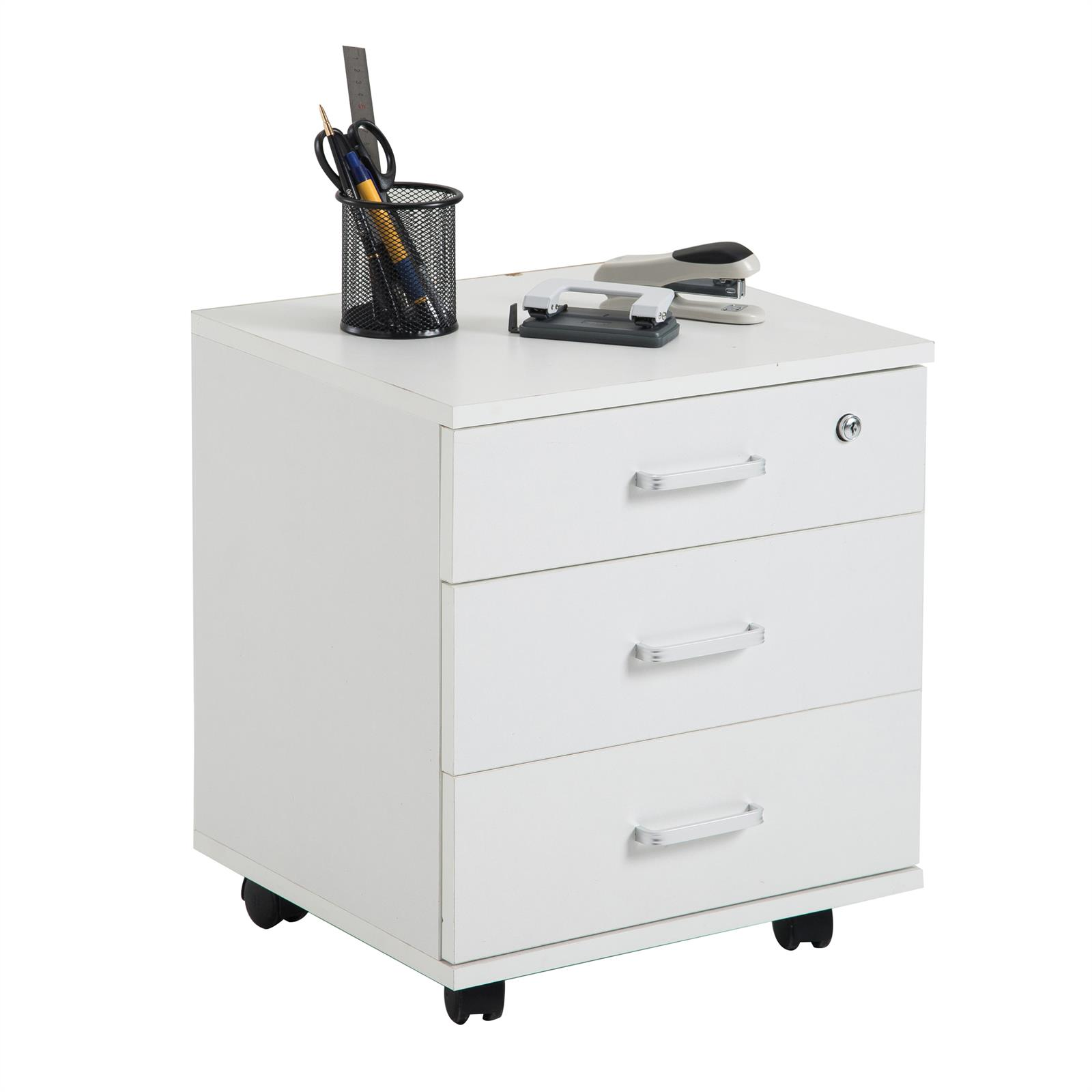 Caisson-de-bureau-rangement-sur-roulettes-3-tiroirs-3-coloris-disponibles