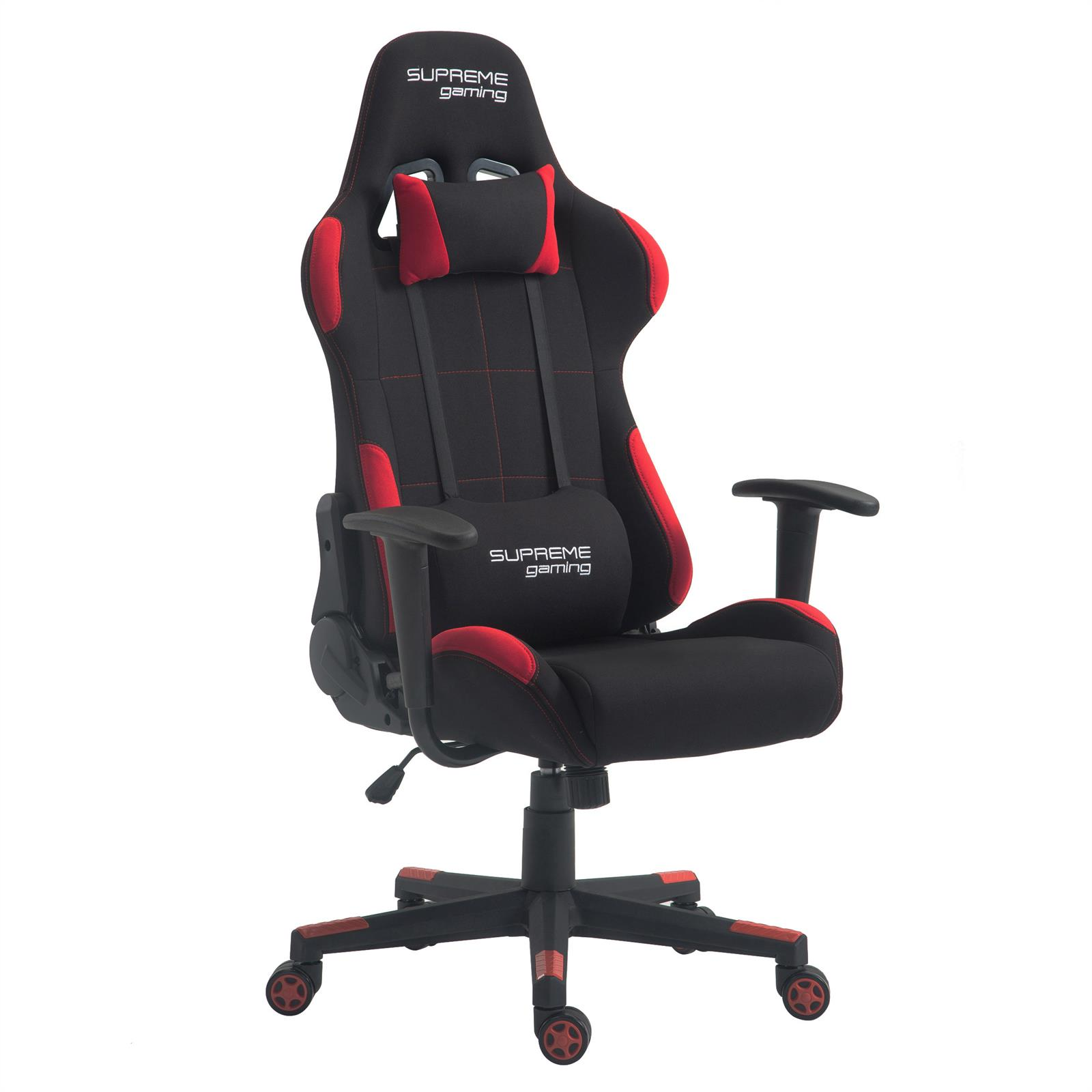 chaise de bureau gaming swift fauteuil gamer chair si ge style racing racer ebay. Black Bedroom Furniture Sets. Home Design Ideas