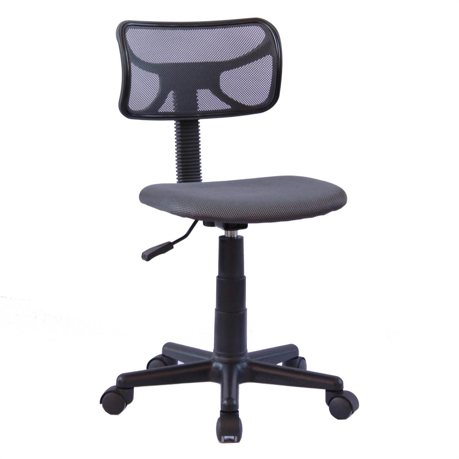chaise de bureau pour enfant milan gris mobil meubles. Black Bedroom Furniture Sets. Home Design Ideas