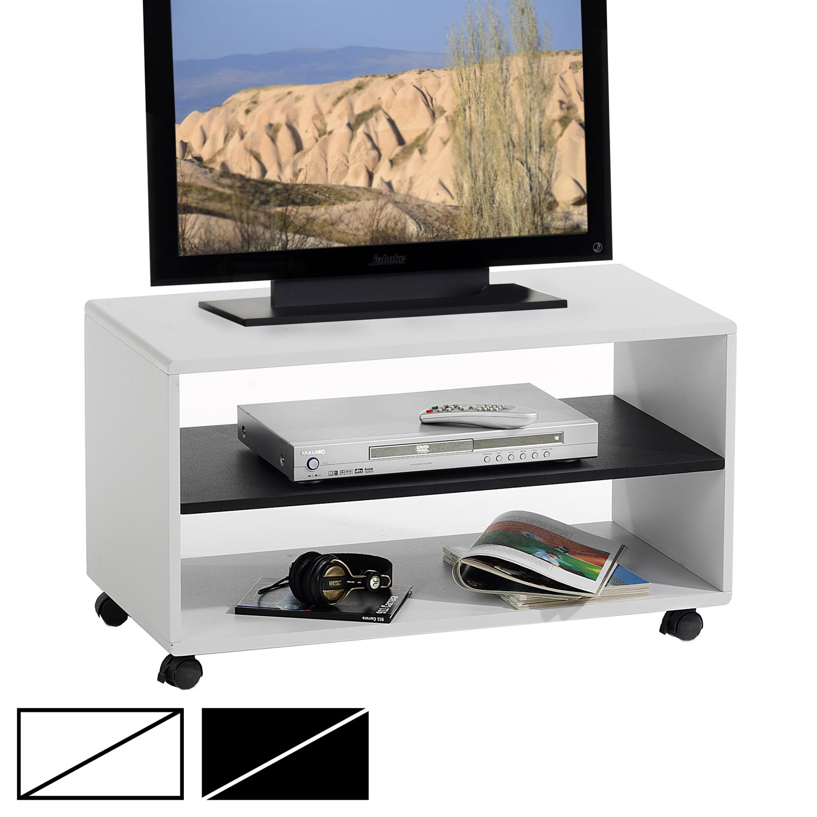 meuble tv atlanta 2 niches 2 coloris disponibles. Black Bedroom Furniture Sets. Home Design Ideas