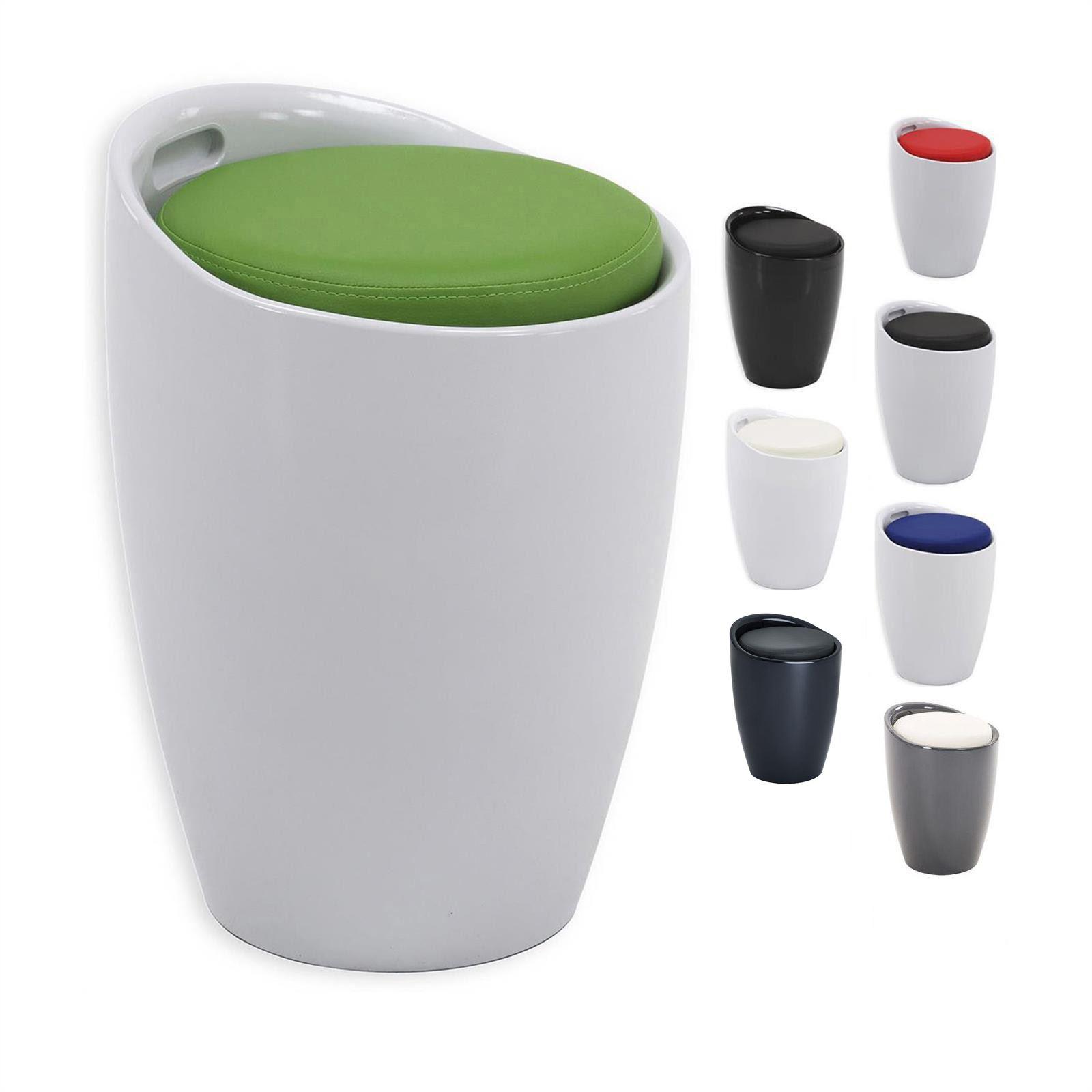 tabouret coffre de rangement daniel mobil meubles. Black Bedroom Furniture Sets. Home Design Ideas