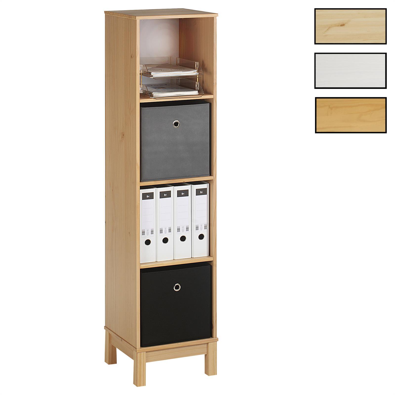 etag re 4 casiers en pin logo 3 coloris disponibles mobil meubles. Black Bedroom Furniture Sets. Home Design Ideas
