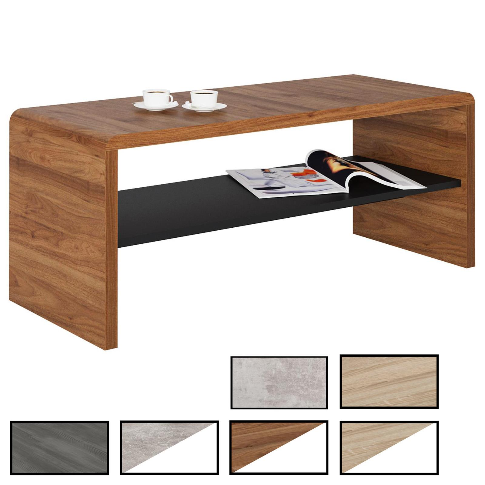 Meuble TV table basse LOUNA 6 coloris disponibles