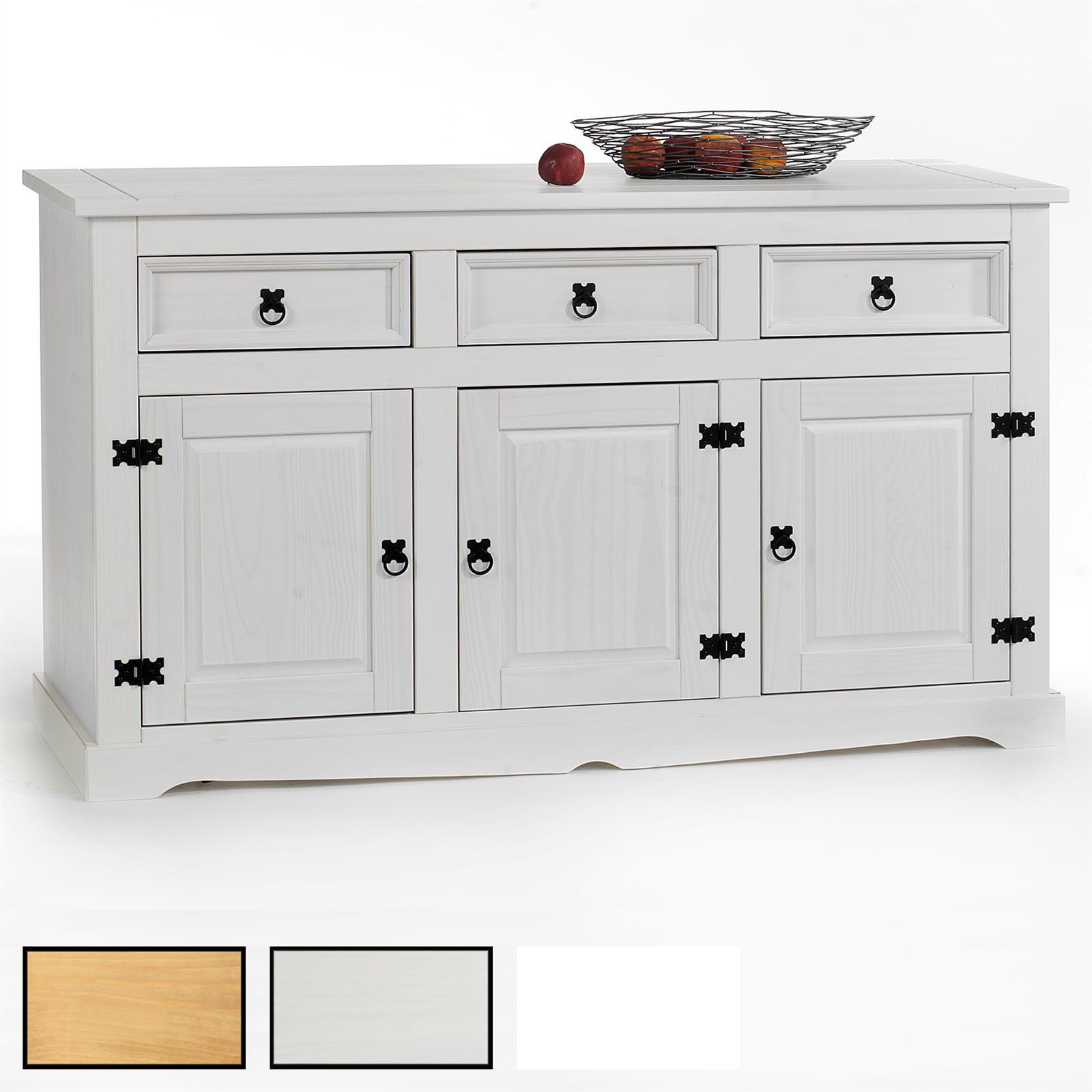 buffet en pin tequila style mexicain 3 coloris disponibles mobil meubles. Black Bedroom Furniture Sets. Home Design Ideas