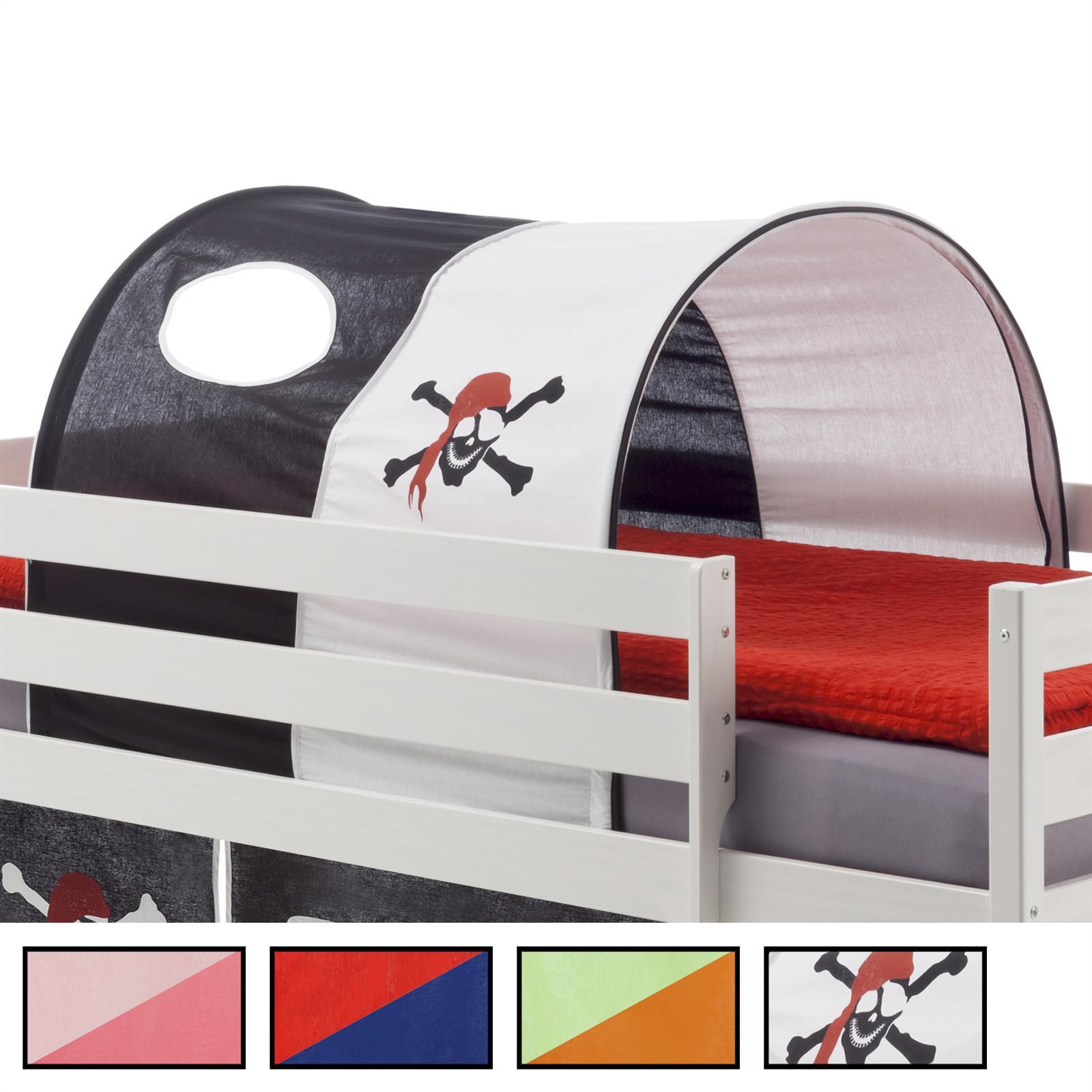 tunnel max pour lit sur l v 4 coloris disponibles mobil meubles. Black Bedroom Furniture Sets. Home Design Ideas