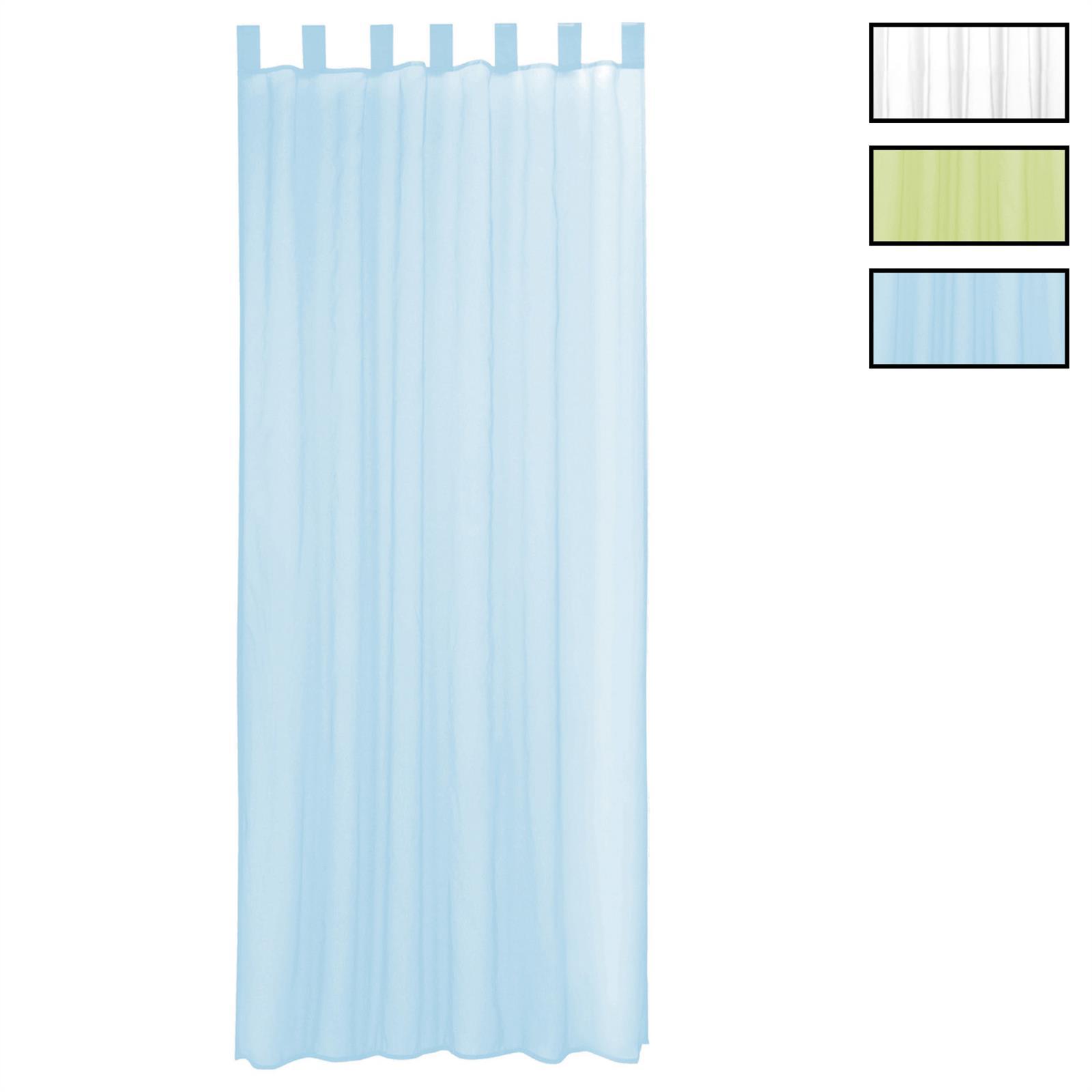rideau pour lit baldaquin 1x 3 coloris disponibles. Black Bedroom Furniture Sets. Home Design Ideas