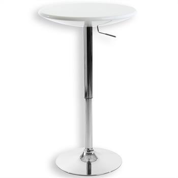 Table haute de bar DOMINIK, en plastique
