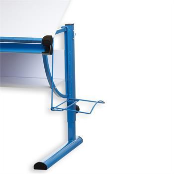 Bureau enfant BLUE, réglable en hauteur et plateau inclinable, bleu