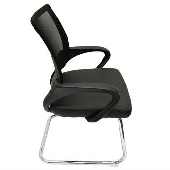 SECOND CHOIX - Chaise visiteur DIGNUS noir