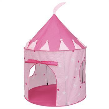 Tente de jeu château PRINCESSE rose