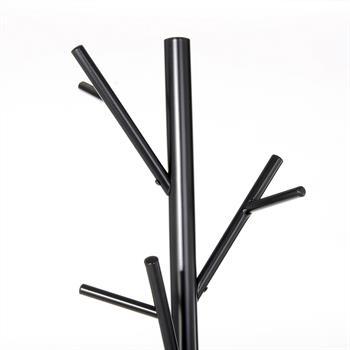Porte-manteaux ZENO, noir