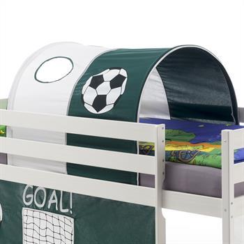 Tunnel MAX pour lit surélevé, motif foot
