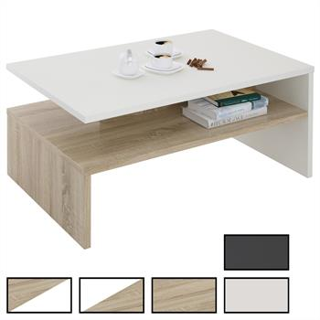 Table basse ADELAIDE, 4 coloris disponibles