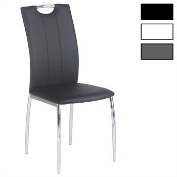 Lot de 4 chaises APOLLO, 3 coloris disponibles