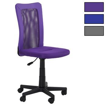 Chaise de bureau pour enfant BALOU, revêtement mesh