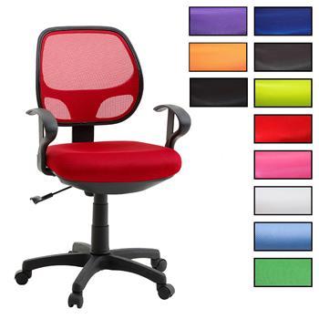 Fauteuil de bureau pour enfant COOL, 4 coloris disponibles