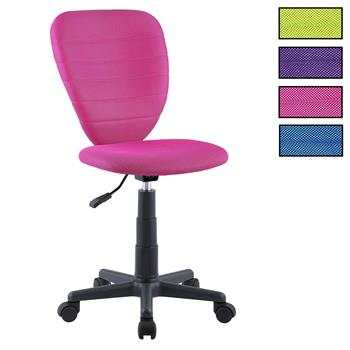 Chaise de bureau pour enfant DISCOVERY, en maille