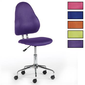 Fauteuil de bureau pour enfant ELIAS, 5 coloris disponibles