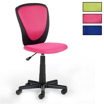 Fauteuil de bureau pour enfant HEINO, 4 coloris disponibles