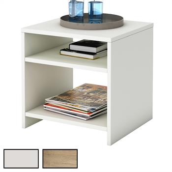 Table d'appoint LIVORNO, 2 coloris disponibles