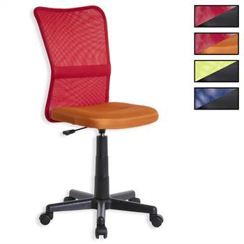Fauteuil de bureau pour enfant MARCEL, 4 coloris disponibles