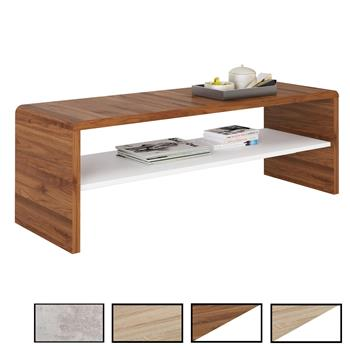 Meuble TV, table basse NOELLE, 6 coloris disponibles