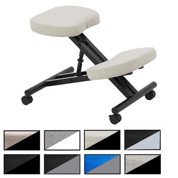 Tabouret ergonomique ROBERT, 4 coloris disponibles