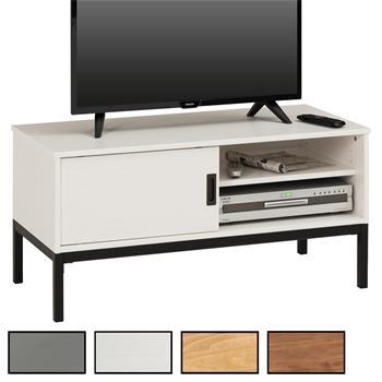 Meuble TV SELMA, 1 porte coulissante