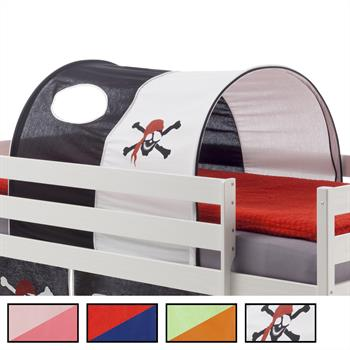 Tunnel MAX pour lit surélévé, 4 assortiments de couleurs disponibles