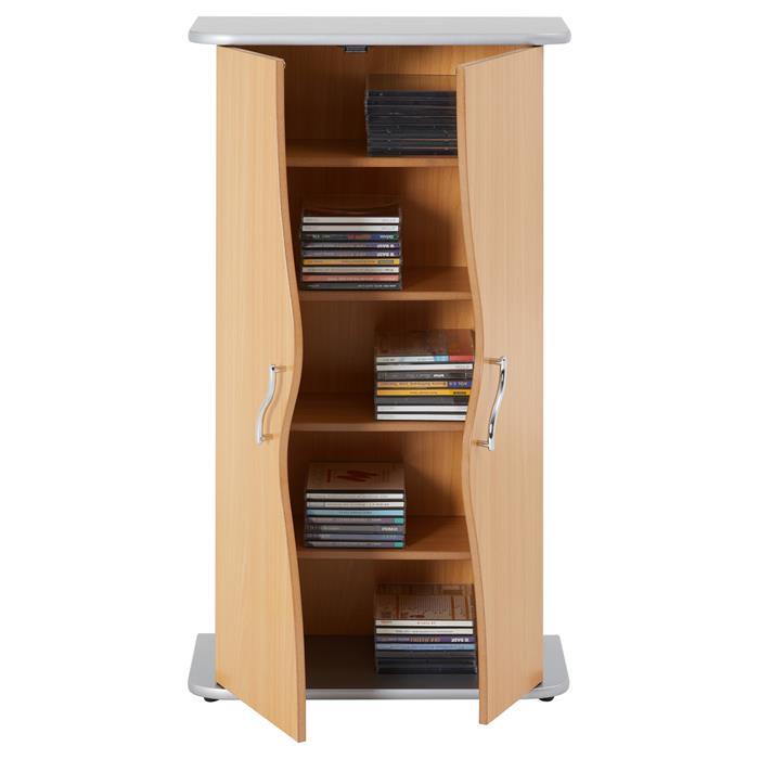 Armoire WAVE pour CDs et DVDs