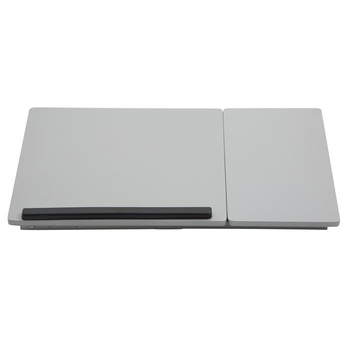 Support tablette pour ordinateur portable VIRGINIA, gris
