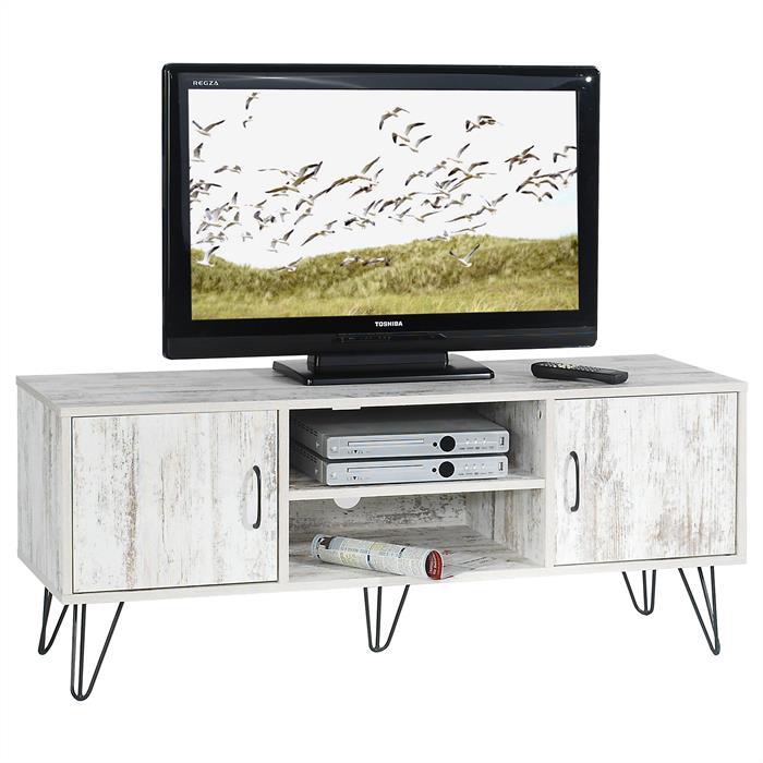 meuble tv eva shabby chic vintage mobil meubles. Black Bedroom Furniture Sets. Home Design Ideas