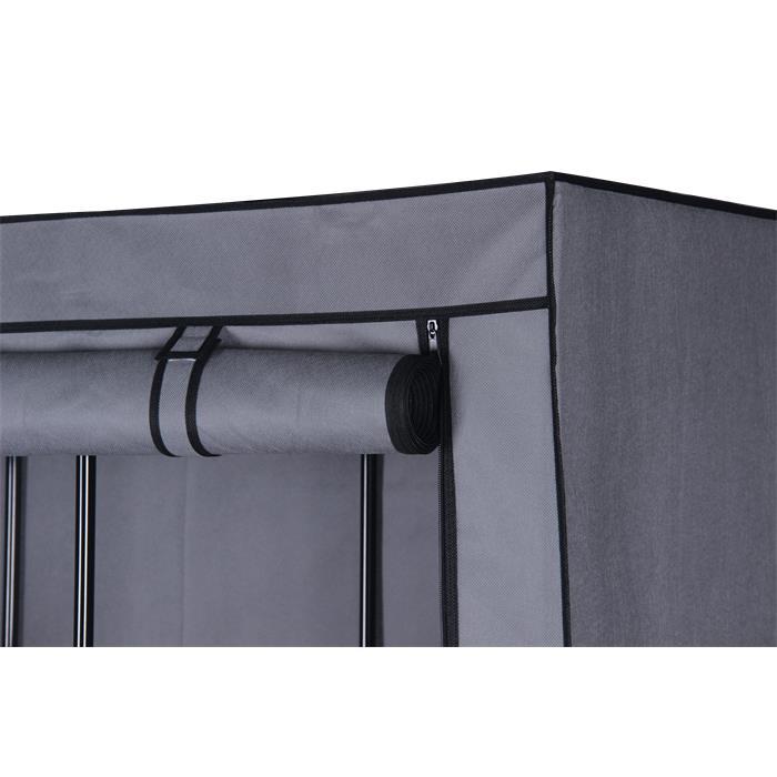 Meuble à chaussures en tissu VIOLA, 12 tablettes