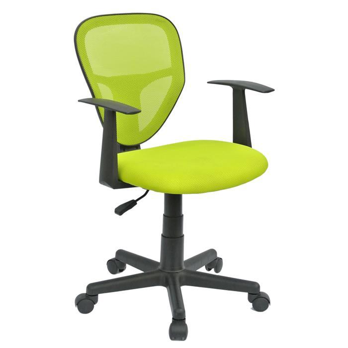 Chaise de bureau pour enfant STUDIO, vert